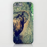 iPhone & iPod Case featuring treehole by Lindsey