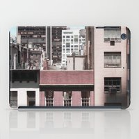 View Of NYC From A MoMa … iPad Case