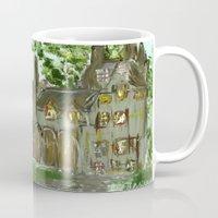 Fonthill Castle  Mug