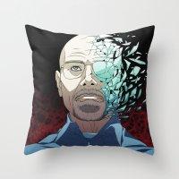 Ozymandias (Walter White - Breaking Bad) Throw Pillow
