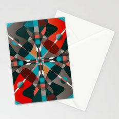 Compass, Palette 2 Stationery Cards