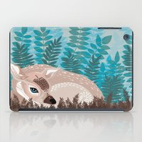Dozy Deer iPad Case