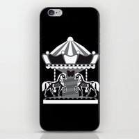 Merry Go 'Round, Part II iPhone & iPod Skin