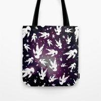 Deep Field Tote Bag