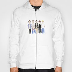One Direction Watercolor Hoody