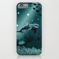 Dolphin Dream  iPhone 6 Slim Case