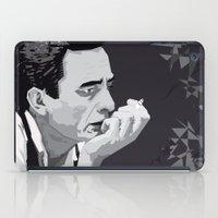 Johnny Cash iPad Case