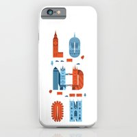 london iPhone & iPod Cases featuring London by Wharton