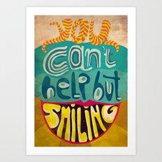 what fun Art Print