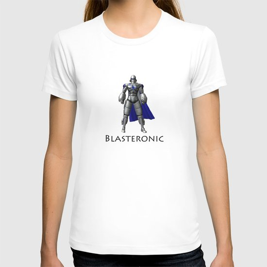 Blasteronic T-shirt