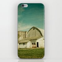 Route 661 Barn iPhone & iPod Skin