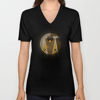 Geometric/Abstract 1 Unisex V-Neck