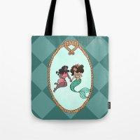 Mermaid Crush Tote Bag