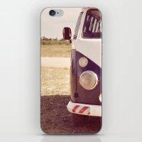 Campervan iPhone & iPod Skin