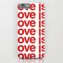 Love is Love iPhone & iPod Case
