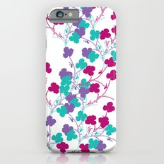 Delicate branches Slim Case iPhone 6s
