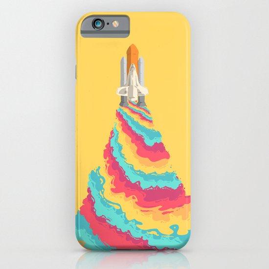 Spaceship iPhone & iPod Case