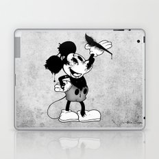 Epic Mickey Laptop & iPad Skin
