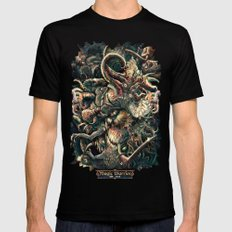 Azathoth Mens Fitted Tee Black SMALL