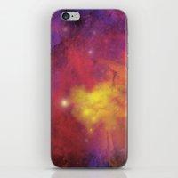 Nebula (plain) iPhone & iPod Skin