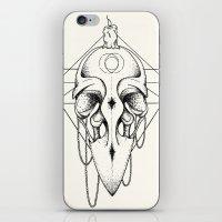 The Mystic #2 iPhone & iPod Skin