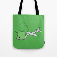 Here comes the Airplane! Tote Bag