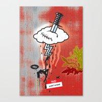 Thunderstruck No. 2 Canvas Print
