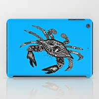 Blue Crab  iPad Case