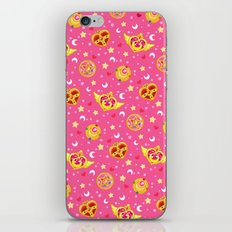 Sailor Moon Brooches Pat… iPhone & iPod Skin