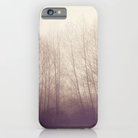 iPhone & iPod Case featuring Into the Fog by Dena Brender Photography