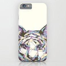 Crystal Tiger Slim Case iPhone 6s