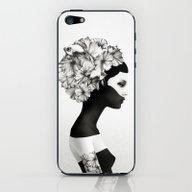 iPhone & iPod Skin featuring Marianna - Ruben Ireland… by Jenny Liz Rome