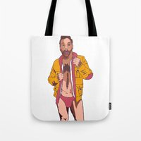Surprise Package Tote Bag