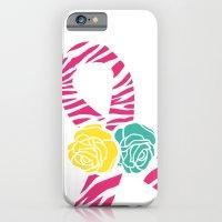 Endometriosis Ribbon 4 iPhone 6 Slim Case