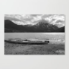 Eklutna Lake I Canvas Print