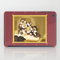 The Anatomy Lesson by Rembrandt iPad Case