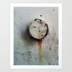 @VisitingSteven Art Print