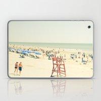 Beach People Laptop & iPad Skin