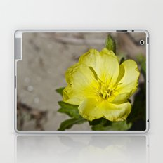 Beach Flower Laptop & iPad Skin