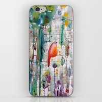 Cache-cache iPhone & iPod Skin