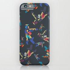 Colourful Astronaut Slim Case iPhone 6s