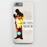 Suit of Armor : Iron Man iPhone 6 Slim Case