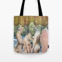 AnimalSkins Tote Bag