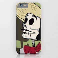 Dia de los Muertos Man Slim Case iPhone 6s