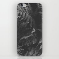 Colorless Fern iPhone & iPod Skin