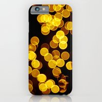 iPhone & iPod Case featuring lights by Ka11DNA