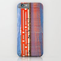 iPhone & iPod Case featuring Tacoma waterfront building by Vorona Photography