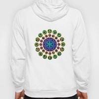 The Flower of Life (Sacred Geometry) 4 Hoody