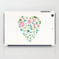 Garden Heart iPad Case