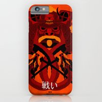 iPhone & iPod Case featuring WAR by ELECTRICMETHOD.NET